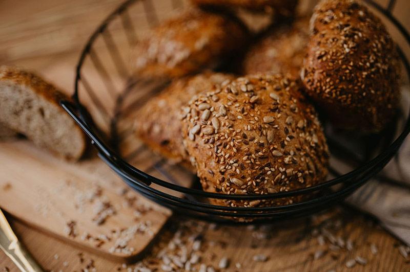 Bäckerei Mack - Brötchen